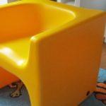 Kinderhocker mit Wendefunktion – der praktische Wendehocker von esku
