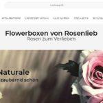 Shopvorstellung: Flowerboxen von Rosenlieb