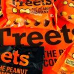 Schokoladen-Test mit Treets Peanut