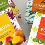 Test Purafruta Fruchtriegel von Hiba