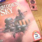 Bewertung Forbidden Sky von Schmidt Spiele