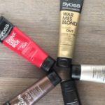 Haare färben ganz einfach selber machen – Syoss Wash out Farben im Test