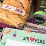 Unboxing SIRPUS Retterbox Bio – Lebensmittel mit dieser Box retten