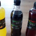 """Die Softdrinks von """"Green Cola"""" im Test"""