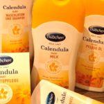 Neu von Bübchen: Calendula Pflegeserie für Babys und Kinder