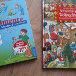 Vorstellung Kinderbücher passend zu Weihnachten