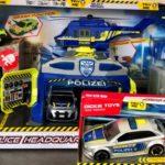 Große Polizeistation für die Kleinen, Test Ultimate Police Headquarter von Dickie Toys