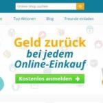 Geld zurück bei jedem Online-Einkauf mit elitebonus
