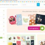Einfach online Karten gestalten bei Kaartje2go!