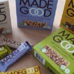 MadeGood – Vorstellung der Müsliriegel
