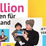 Zusammen gegen Corona! 1.000.000 kostenlose Postkarten