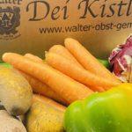 Obst- und Gemüsekisten von Walter Obst und Gemüse