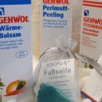 Das rundum-glücklich-Paket für die Füße von GEHWOL jetzt hier im Test