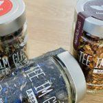 Test Tee im Glas – Natürliche süße Bio-Tees