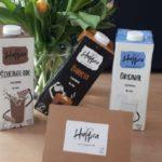 Happea – Die pflanzliche Milchalternative aus Erbsen