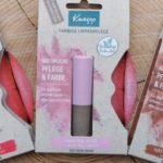 Farbige und natürliche Lippenpflege von KNEIPP – die Neuheit jetzt hier im Test
