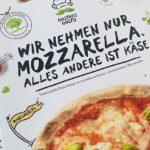 Bewertung Gustavo Gusto Tiefkühlpizza aus dem Steinofen